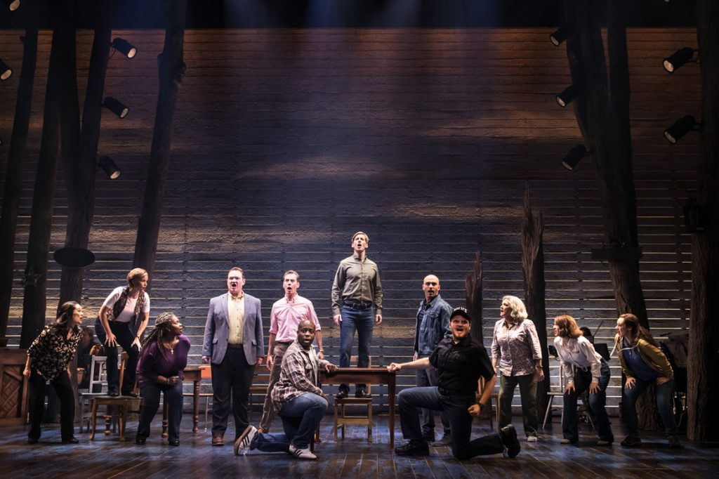 "Come From Away's  Julie Johnson Calls This: ""One of the Most Life-Affirming Shows You will Ever See!"""