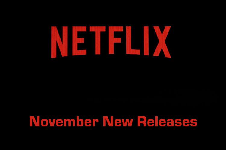 Coming to Netflix November 2019