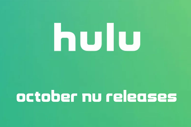 Coming to Hulu October 2019