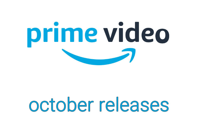 Coming to Amazon Prime October 2019