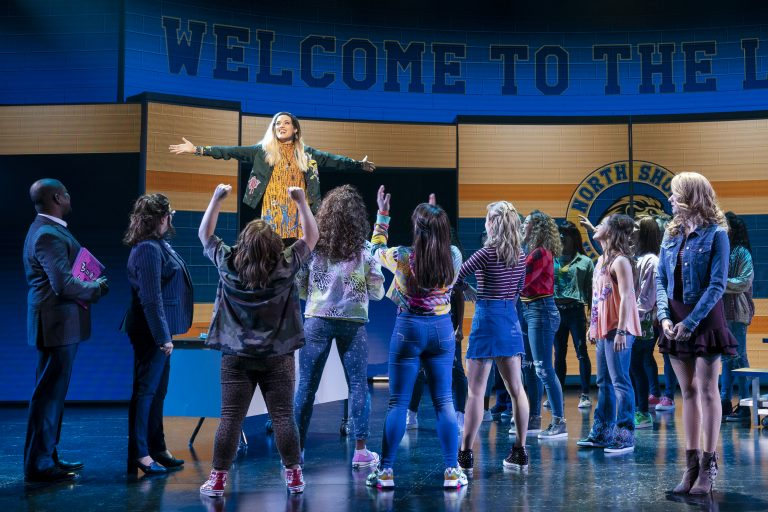 Mean Girls Star Mary Kate Morrissey Advises Budding Actors: 'Work hard, Play Hard and Never Give Up.'