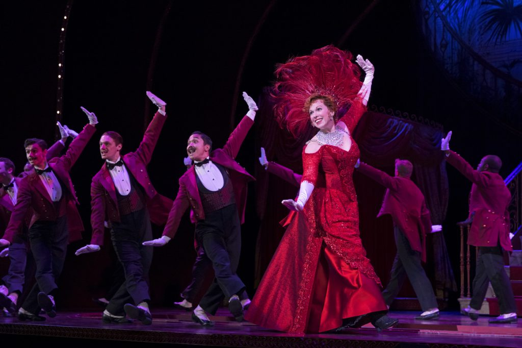 Philadelphia Broadway's Hello Dolly! Is a Feast for the Senses